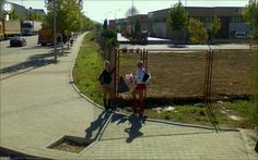 25 Google Street View Photos Prove That We Live In A Weird World
