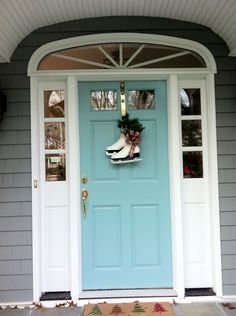Painted Front Door 27 best front door paint color ideas | door paint colors, front