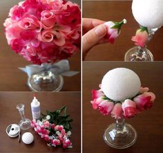 Elegante y fino lo puedes hacer en diferentes flores y tamaños!