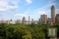 Go where the Park begins and enjoy this view from 120 Central Park South on the 8th floor of this 2 bedroom cooperative.  http://www.halstead.com/sale/ny/manhattan/midtown-west/120-central-park-south/coop/1981334