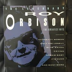 A personal favourite from my Etsy shop https://www.etsy.com/uk/listing/514338543/the-legendary-roy-orbison-original-vinyl