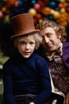 Charlie & The Chocolate Factory.