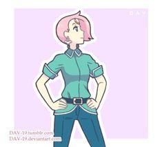 bpd & ndash; peridot: DAV-19: Perla ~ Dai primi disegni a youngpearls di design della serie