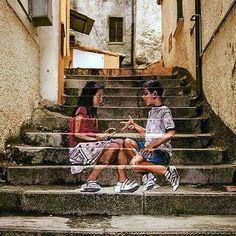 Kid steps