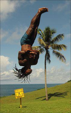 Brazilian Martial Arts-Capoeira