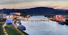 Ferien: Linz - UNESCO City of Media Arts