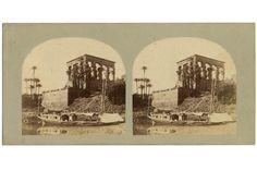 Francis Frith and the Near East - Stereoscopy - The University of Edinburgh