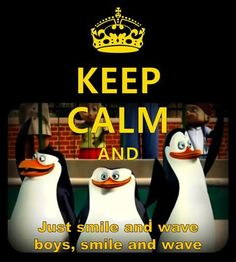 "The first ""KEEP CALM"" poster that I actually really like...because I do this...literally lol :)"
