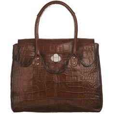 Modalu Skipton Large Grab Bag ❤ liked on Polyvore featuring bags, handbags, purses, bolsas, shoulder bags, purse, accessories handbags, brown handbags and modalu bags