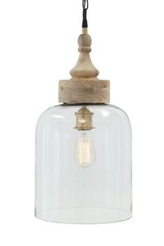 Mini 1 Light Pendant