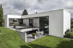 Pin von flow studio architektur auf moderne häuser satteldach