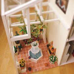 上から温室