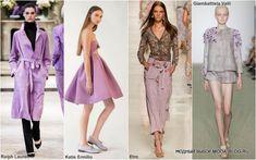 Лавандовый цвет самый модный в этом сезоне и поэтому предлагаем вам стильные сочетания в этом прекрасном цвете. – В РИТМІ ЖИТТЯ