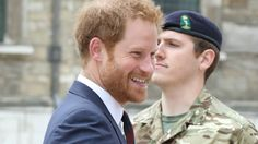 Prince Harry heads to Toronto to launch countdown to the 2017 Invictus Games