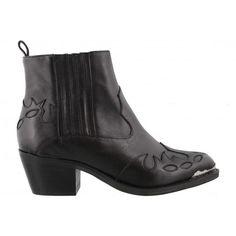 NEW ARRIVALS // 'FROLIC' in Black Jetta Polish. #tonybianco #boots