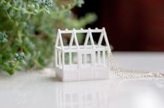 Greenhouse Necklace