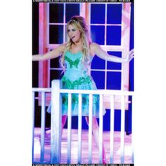 Sharpay Evans and Betsey Johnson Evening Pop Star Dress Photograph