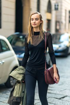 Ciao Milano: Style from the Via - SS17 MFW Street Style - Sep 2016