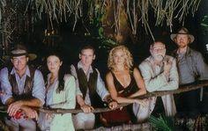 Favorite TV adventure show  The Lost World wish it never got cancelled