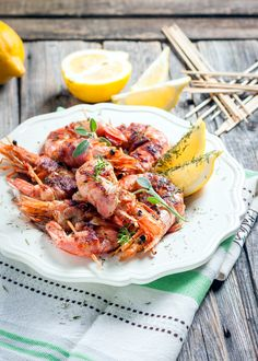 Succulent prawns wrapped in crispy bacon and basted with a sweet chilli sauce #Knorr #Christmas #snacks #SouthAFrica