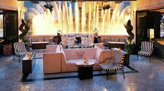 A Diverse Rotation of DJs, Live Performances and VIP experiences make Hyde the place to be when the sun goes down. Read somewhere they have great cocktail menu including drinks made with liquid nitrogen
