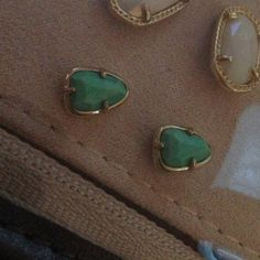 For trade! Mint hazel studs by Kendra Scott Priced for trades. Open to offers to sell via offer button. Too small for my taste. ISO mint Ellie's, or any other studs really! Kendra Scott Jewelry Earrings