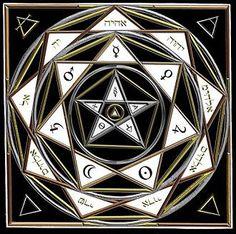 enochian symbology