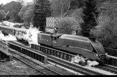 RailPictures.Net Photo: 4464 British Railways Steam 4-6-2 at Goathland, United…