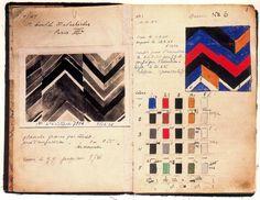 sonia delaunay textiles - Buscar con Google