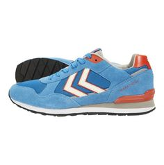 Brilliant Blue hummel Marathona Low fashion – See all hummel footwear fashion for men on hummel.net