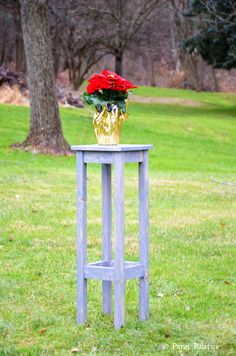 Everyday Rustic Plant Stand by PennRustics on Etsy
