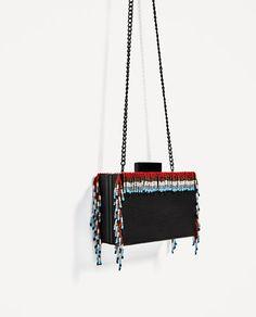 BEADED MINAUDIERE-Mini Bags-BAGS-WOMAN | ZARA United States
