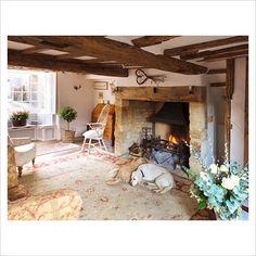 cottage interiors uk - Google Search