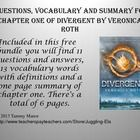 (Juggling ELA) Are you tired of teaching the same books every year? I always like to teach at least one or two new books every year. Divergent by Veronica Roth is...