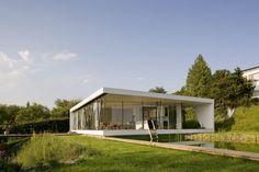 Minimalist House M Design by Caramel Architekten in Linz, Austria