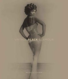 A second printing of Vintage Black Glamour will be released in February; pre-order it here.