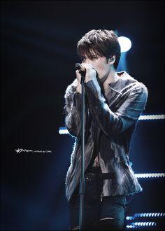Beloved JJ enjoying himself at J's Party in Seoul (2015) ❤️ JYJ Hearts