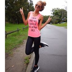 Fitness Model Renee Somerfield's Best 25 Motivational Instagram Pics!