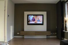 achterwand tv meubel - Google zoeken