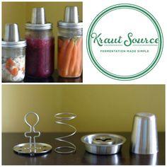 Kraut Source Fermentation Lid - GIVEAWAY!