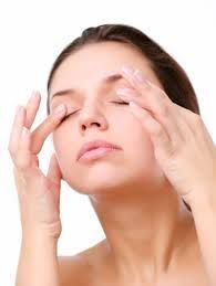 Stymie And Eliminate The Appearance Of Eye Bags, Lines, Creases With Yoga Facial Exercises