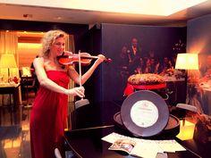 Wonderful @elsamartignoni #milanoscala #hotelmilano #morningconcert