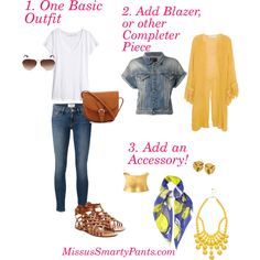 MissusSmartyPants: Accessories Make the Outfit! by mspsmartypants on Polyvore featuring H&M, R13, Jens Pirate Booty, Frame Denim, Valentino, Yossi Harari, Ashley Stewart, Anna Coroneo, Ray-Ban and WhatToWear