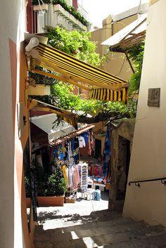 Around Town in Positano, Italy