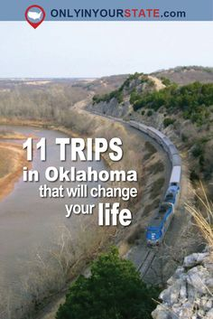 Oklahoma is full of incredible trips for every budget and we found 11 trips that will change your life. From waterfalls to hidden resorts to waterparks, take a look at these places for a trip to remember. Vacation Places, Vacation Trips, Vacation Spots, Day Trips, Places To Travel, Places To Visit, Weekend Trips, Weekend Getaways, Travel Stuff