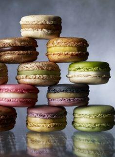 Pierre Hermé (Paris, various outlets): Simply the best - and most inventive - macarons in Paris (>Ladurée).