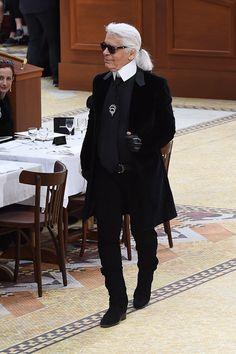 Chanel Fall 2015 RTW Runway – Vogue