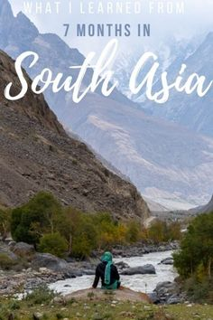 Wondering about long term budget travel? Here's 7 things I learned from 7 months backpacking in South Asia. Includes long-term travel/backpacking tips! Travel Guides, Travel Tips, Travel Destinations, Budget Travel, Travel Hacks, Travel Advice, Backpacking Asia, India Travel, Pakistan Travel