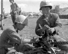 July 21 - September 5, 1966     Operation JOHN PAUL JONES begins. The combined operation by the U.S. 1st Brigade, 101st Airborne Division and the ROK 2nd Marine Brigade is conducted about 25 miles west of Tuy Hoa in Phu Yen Province.