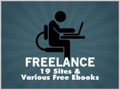 Download Free Ebooks, Legally » Freelance: 19 Sites & Various Free Ebooks